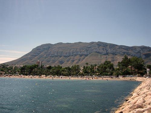 Marina Alta - Beaches