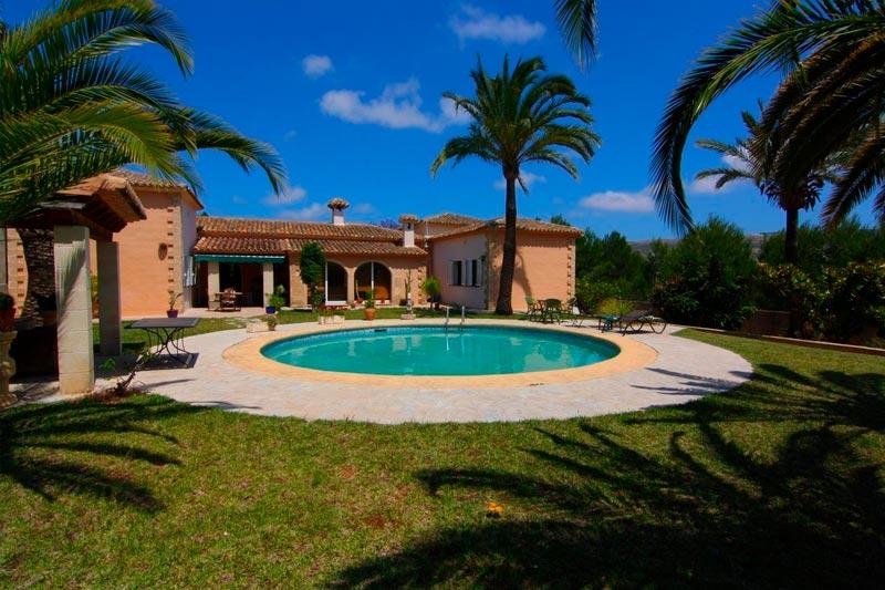 Villas La Lluca Javea